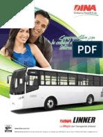 Linner de Dina, Transporte Urbano
