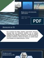 Presentación Tecnologia Educativa