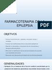 Farmacoterapia de La Epilepsia
