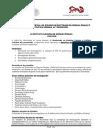 Convocatoria 16a Promoción_Doctorado INACIPE
