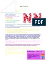 narrative poster - google docs