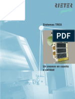 Part TREX System Card Brochure 1693 Es