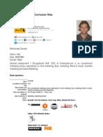 Curriculum vitae - Daniele Montemale (Viralavatar)
