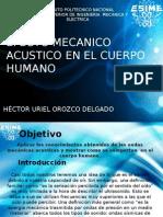 Proyecto de Ondas Mecanicas.-ULTRASONIDO