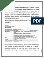 IPR CASE STUDY