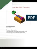 Lift Mechanism(Adams)