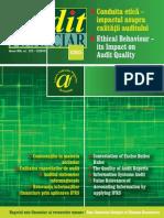 Audit Financiar Martie 2015