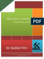Air Bubble Film - Bizin Trade