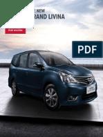 Grand Livina (Malaysia) Brochure