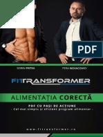 Fitransformer PDF Alimentatia