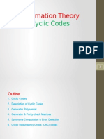 Cyclic Codes