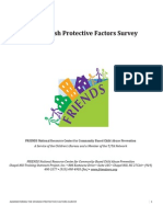 Protective Factors Survey (Spanish)