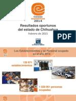 censo economico 2014