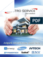 Catalog Electro Service Octombrie 2014