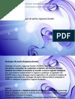 Strategia UE Pentru Regiunea Dunarii - Talimba Gabriela
