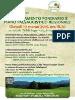 Locandina Evento Montanita, Stregna, 19 Marzo 2015