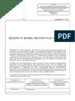 Security Baseline for File Hosting