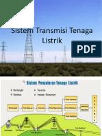 Sistem Transmisi Tenaga Listrik
