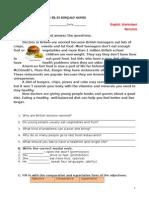 Revisões 8 Food
