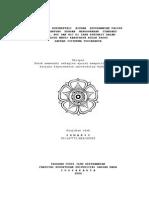 analisis dokumentasi Askep