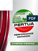 Pertua Marketing Corporation Company Profile