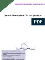 Afghanistan Dynamic Planning