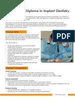 Information Pack - Implant Doc