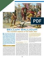 Bellum Gallicum - English