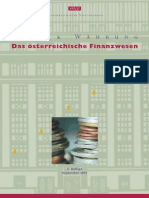 Das Oesterreichische Finanzwesen
