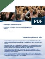 Solid Waste Management Opportunities Challenges Gujarat