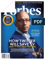 Forbes - October 28 2013 USA