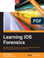 Learning iOS Forensics - Sample Chapter