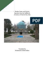 Muslim Saints and Mystics  Episodes from the Tadhkirah  al-Awliya of Farid al-Din Attar