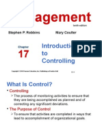 Controlling Staffing Directing