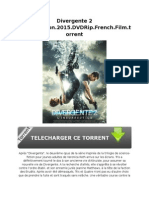 Divergente 2 L'Insurrection.2015.DVDRip.french.film.Torrent