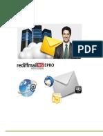 Comparison Rediffmail Enterprise vs Inhouse