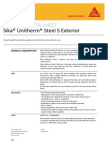 E 9129 Sika Unitherm Steel S Ext