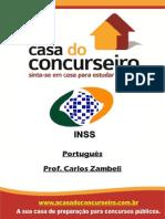 Português – Carlos Zambeli