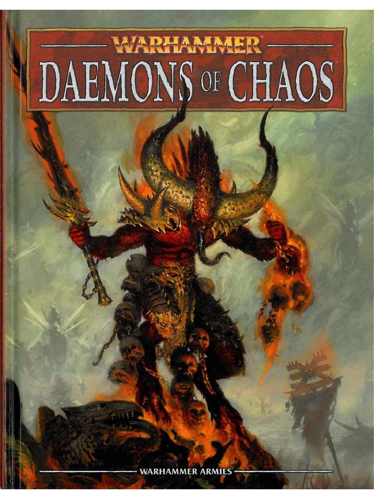 Warriors Of Chaos Army Book 8th Edition Pdf John Maggy