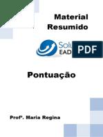Apostila sobre pontuação - Língua Portuguesa