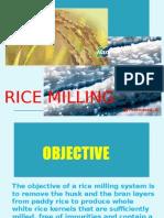 Ricemill Report
