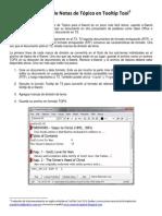 Creación de Modulos TOPX NOTX DCTX Con T3