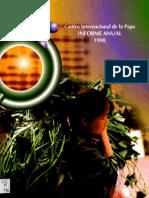 CIP Informe Anual 1998