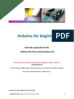 Arduino Starter Kit Tutorial