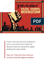 7 tips to lead the digital banking revolution