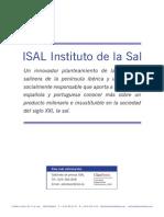 Dossier de Prensa ISAL