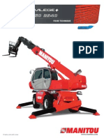 Manitou MRT 2150 Privilege Plus ST4 - MRT 2540 Privilege Plus ST4 - (FR)