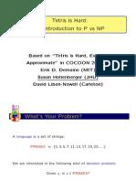 tetris NP