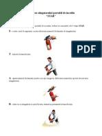 Folosirea Stingatorului Portabil de Incediu Si Tipuri de Stingatoare