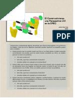 El Consructivismo en EREC